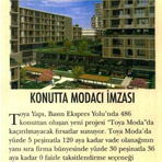 Toya Moda | Basın | Capital Mortgage - 11.06.2014